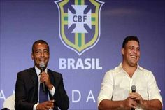 Brazilian legends Ronaldo and Romario on Monday indulged in a World Cup war of words as the former accused his compatriot of blaming him for a promise of free tickets for handicapped fans which has not materialized. #Ronaldo #Romario #Football