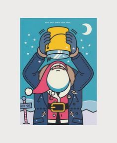Avant Garde Xmas cards - Rami Niemi