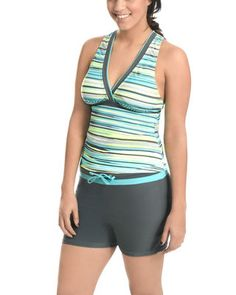 Drawstring Swim Short from Free Country
