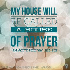 The Lord is building His house of prayer in Arlington. Come join us as we…