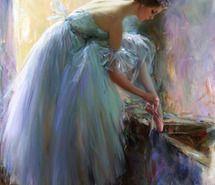 Inspiring picture art, ballerina, ballet, beautiful, girl. Resolution: 500x700…