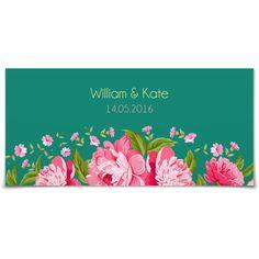 Antwortkarte Blütenzauber in Smaragd - Postkarte lang #Hochzeit #Hochzeitskarten #Antwortkarte #kreativ #modern https://www.goldbek.de/hochzeit/hochzeitskarten/antwortkarte/antwortkarte-bluetenzauber?color=smaragd&design=e8a59&utm_campaign=autoproducts