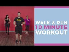Dance Tips - Video : Walk and Run: 10 Minute Walk Blasting Workout - Virtual Fitness Walking Training, Walking Exercise, Walking Workouts, Race Training, Training Equipment, Marathon Training, Easy Workouts, At Home Workouts, Elliptical Workouts