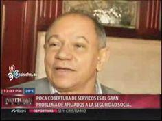 Poca cobertura de servicios es el gran problema de afiliados a la seguridad social #Video - Cachicha.com