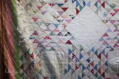 Another great old quilt.  Antisdel's Photography.  The Odd Bin decor.