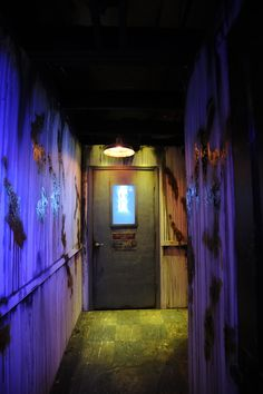 Raycliff Manor Asylum Halls...    www.RaycliffManor.com    - Raycliff Manor Haunted Attraction / Haunted House  San Diego, CA