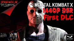 "Mortal Kombat X ""First DLC"" 1440P DSR Max Settings Asus Strix GTX 970"