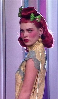 Kate Moss in Galliano, 1997: http://style.mtv.com/house-of-style/collection/