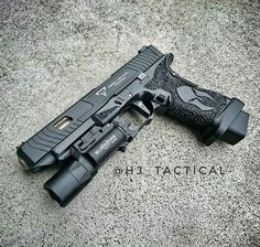 That is a nice hand gun. Loading that magazine is a pain! Excellent loader available for your handgun Get your Magazine speedloader today! http://www.amazon.com/shops/raeind