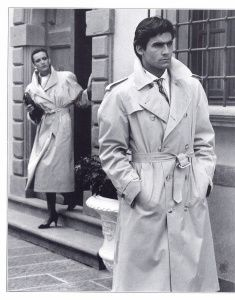 Brooklin Spring/Summer 1986 - The Classic Mens Trench Coat