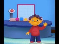 Sid The Science Kid Shadow Show Cartoon Animation PBS Kids Game Play Wal...