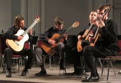 Fandango Guitar Quartet Thursday, October 30 at 7:30 pm St. John's Anglican Church in Lunenburg Tickets: $20 general | $10 student Available from Shop on the Corner, 263 Lincoln Street, Lunenburg (cash only); by reservation from the MR Box Office at (902) 634-9994 or stjartsalliance@eastlink.ca; and at the door. Violin, Guitar, The Mister, Anglican Church, Box Office, Lincoln, Thursday, October, Corner