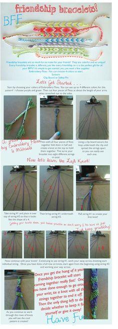 DIY Friendship Bracelet DIY Jewelry DIY Bracelet