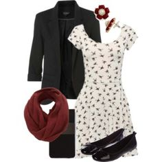 Teacher Outfits on a Teacher's Budget 72