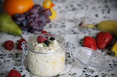 Healthy breakfasts | Children's breakfast ideas | Bircher Muesli #children #kids #healthyfood