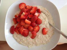 Hausgemachter Porridge mmmmmmmh