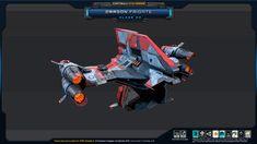 3D asset NEXTGEN - Dragon Frigate - Class XX   CGTrader Normal Map, 3d Assets, Unreal Engine, Albedo, 3d Animation, Cinema 4d, Dragon, Model