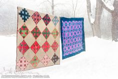 Interview with Bill Coleman, Photographer. Image of Amish quilts.