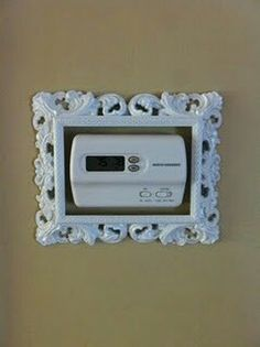 Dressing up an ugly thermostat