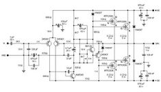 Here power amplifier scheme based well-known transistor pair of and Schematic design, PCB layout provided, power supply circuit included Electronic Circuit Design, Electronic Engineering, Valve Amplifier, Audio Amplifier, Schematic Design, Electronic Schematics, Circuit Diagram, Islamic Inspirational Quotes, Circuits