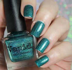 Vapid Lacquer Catch Me If You Can XXX - Dirty Holo