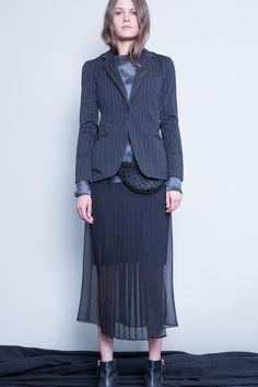 Raquel Allegra - Fall 2014 Ready-to-Wear - Look 24 of 37