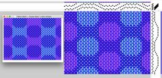 Image result for Turned Taquete Circle and stripes draft