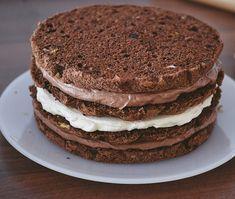 Tort cu ciocolata Nestle Dessert - Rețete Papa Bun Something Sweet, Deserts, Ethnic Recipes, Cakes, Sweet Recipes, Chocolates, Cake Makers, Kuchen, Postres