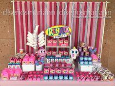 Mesa de dulces Casimeritos