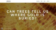 A real living tree made of gold is something out of a fairy tale, but is there really such a thing? It's not quite as far-fetched as you might think. Fairy Tales, Articles, Trees, Canning, Reading, Books, Gold, Libros, Tree Structure