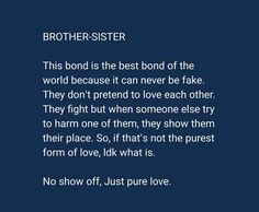 Brother Sister Relationship Quotes, Bro And Sis Quotes, Brother Sister Love Quotes, Brother Humor, Little Boy Quotes, Nephew Quotes, Daughter Poems, Happy Birthday Brother Quotes, Brother Birthday