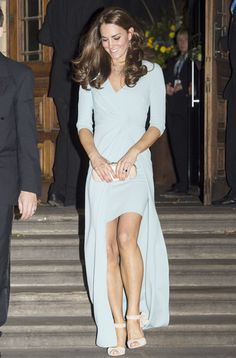 Kate Middleton's Most Memorable Outfits Ever! - October 21, 2014 from #InStyle