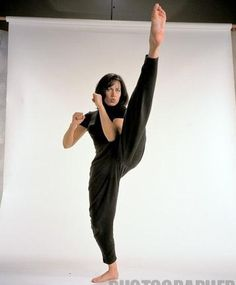 Shannon Lee! Bruce Lee's daughter
