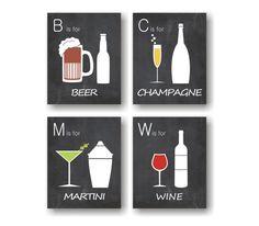 Bar Art  vino