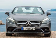 Mercedes-Benz SLC 300 AMG Line (R172) '2016