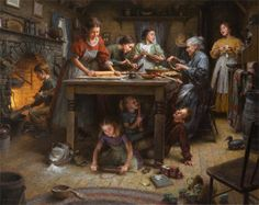 Family Traditions by Morgan Weistling