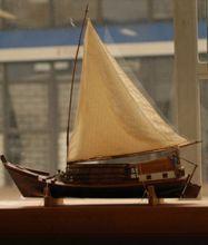 brazilian old sailboat