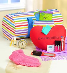 Its Time! Mommys Maternity Essentials Bag
