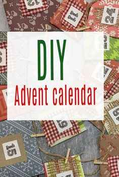 A gorgeous simple and eco friendly DIY advent calender craft filled with ideas for a kind and thoughful Advent and a perfectly homemade Christmas #DIYadvent #advent #adventcalendar #adventcraft Advent Calenders, Diy Advent Calendar, Christmas On A Budget, Homemade Christmas, Different Types Of Play, Diy Projects For Adults, 2 Advent, Teacup Candles, Simple Crafts