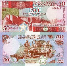 french somaliland banknote - Google-Suche