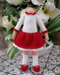 Knitted Dolls Crochet Toys Crochet Baby Crochet Doll Pattern Knit Crochet Handmade Toys Doll Patterns Kids And Parenting Pet Toys Crochet Doll Pattern, Crochet Toys Patterns, Stuffed Toys Patterns, Doll Patterns, Knitting Patterns, Crochet Girls, Crochet Baby, Lilly Doll, Knitted Dolls