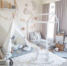 Relooking et décoration 2017 / 2018   Inspirez-vous pour créer une chambre unique pour les enfants avec ces décorations et ces