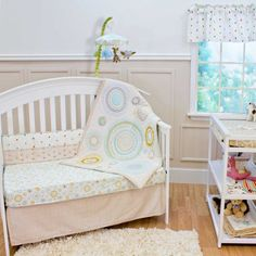 Nurture Nurture Cosmo Dot 3 Piece Crib Set, Khaki/Cream/Multicolor, Cotton Ababy http://www.amazon.com/dp/B00FQ17JSY/ref=cm_sw_r_pi_dp_1k6Gwb1ZS8TYH
