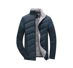 Cheap coat kid, Buy Quality jacket coat women directly from China jacket slim Suppliers: 2017 New Mens Thick Stand Collar Solid Color Jacket Fashion Winter Warm Casual Slim Fit Men Outwear Parka Jackets Coat Plus Size Korean Fashion Winter, Korean Fashion Men, Men Fashion, Fashion Sale, Cheap Fashion, Fall Fashion, Fashion Online, Parka Style, Jacket Style