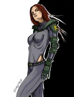 Corsair Girl by graywindru on DeviantArt