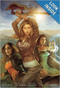 Buffy The Vampire Slayer Season 8 Library Edition Volume 1 HC: Joss Whedon, Brian K Vaughan, Scott Allie, Georges Jeanty, Paul Lee, Cliff Ri...
