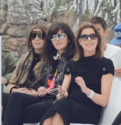 30th International Festival of Fashion and Photography, in Hyeres, southern France, 24 April 2015