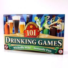 who doesn't need more drinking game ideas?     i always stick to ring of fire though.. @Kelly Teske Goldsworthy miller and @Jess Liu worthey