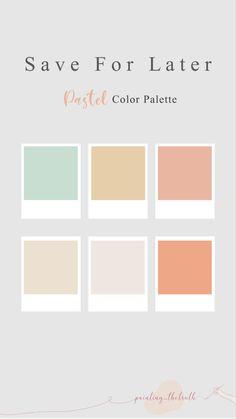 Flat Color Palette, Color Schemes Colour Palettes, Pastel Colour Palette, Colour Pallete, Pastel Colors, Colours, Wood Bookshelves, Bible Verse Wallpaper, Color Theory