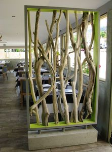 paravant - branches screen, room divider